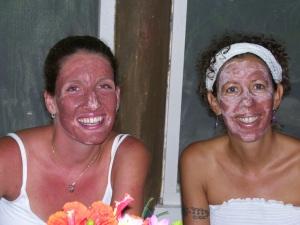 Mud Mask Ritual